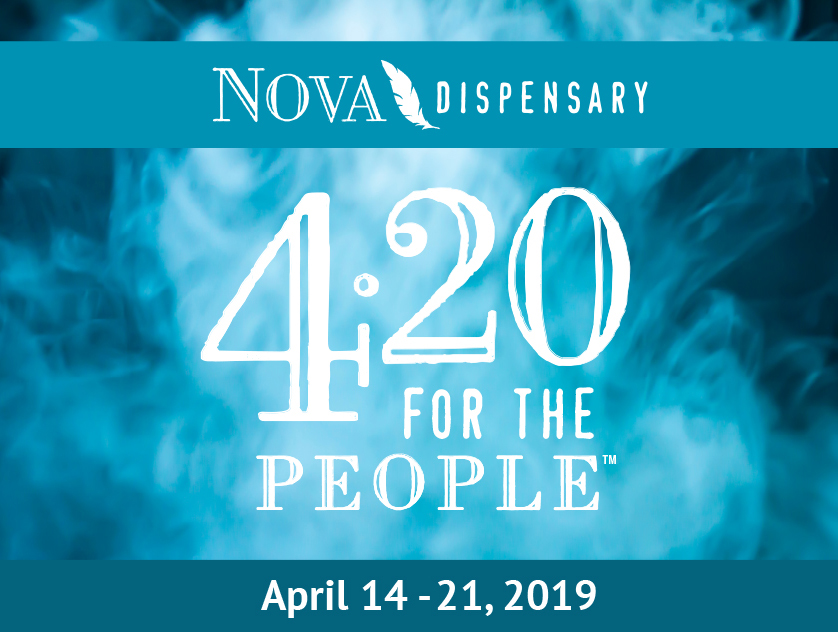 Nova 420 For the People
